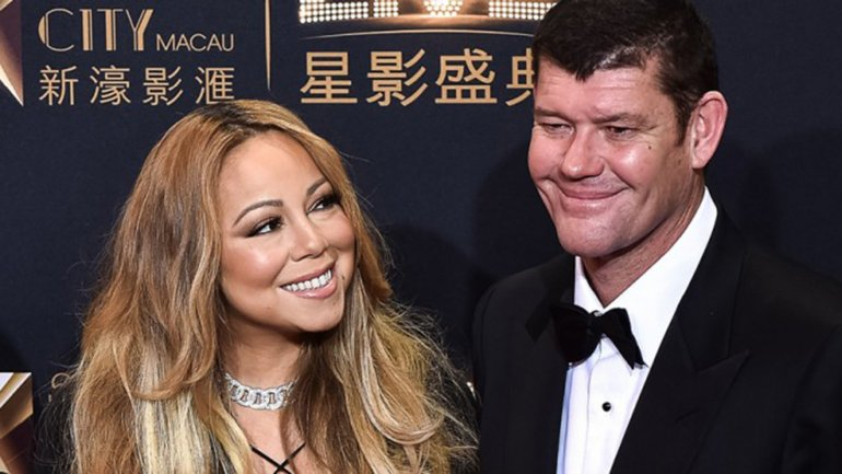 Mariah Carey se casará con el magnate australiano James Packer