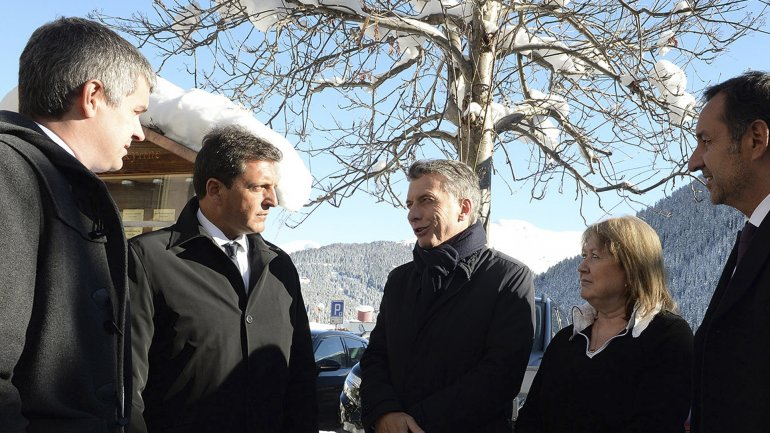 Esta semana Mauricio Macri postuló a Sergio Massa para conducir el peronismo