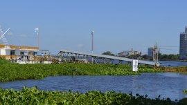 En Formosa hay miles de personas que todavía no pueden regresar a sus hogares