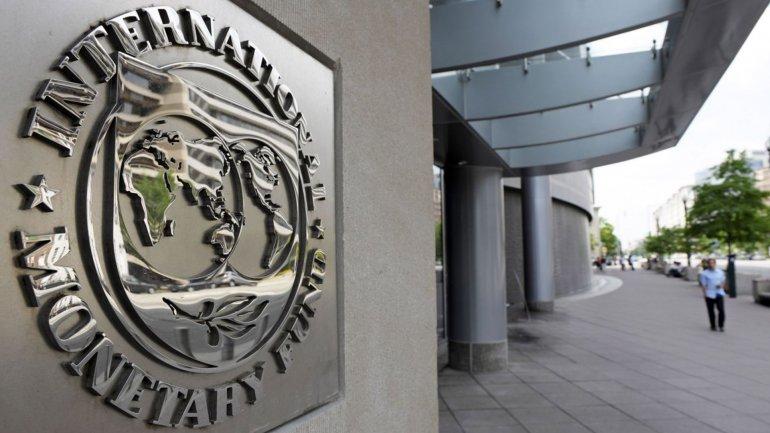 El FMI publicará su informe sobre Argentina.