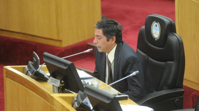 Emiliano Vargas Aignasse, diputado del PJ tucumano