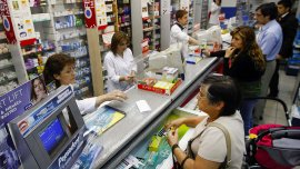 Los medicamentos registraron subas promedio de 36,5% en los últimos meses