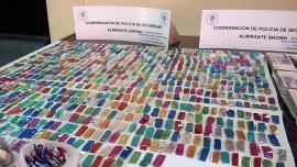 La subsecretaría de Lucha contra el Narcotráfico estará ahora a cargo del control de los precursores químicos - Imagen de archivo