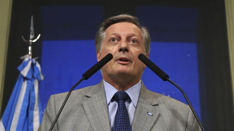 El ministro de Energía y Minería, Juan José Aranguren, anunció el cambio de modalidad de la facturación del servicio