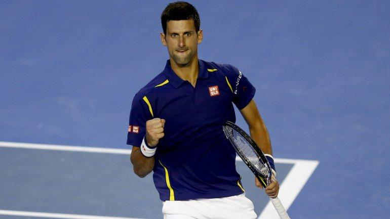 Djokovic tuvo un comienzo demoledor y ganó en cuatro sets.