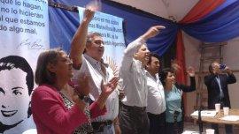 El Frente Renovador se atribuyó una victoria en la interna justicialista de Jujuy.