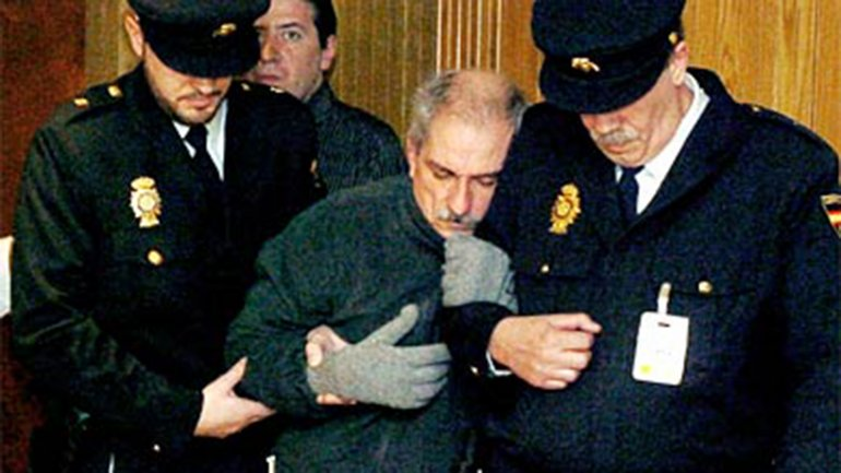 Adolfo Scilingo, represor argentino condenado en España