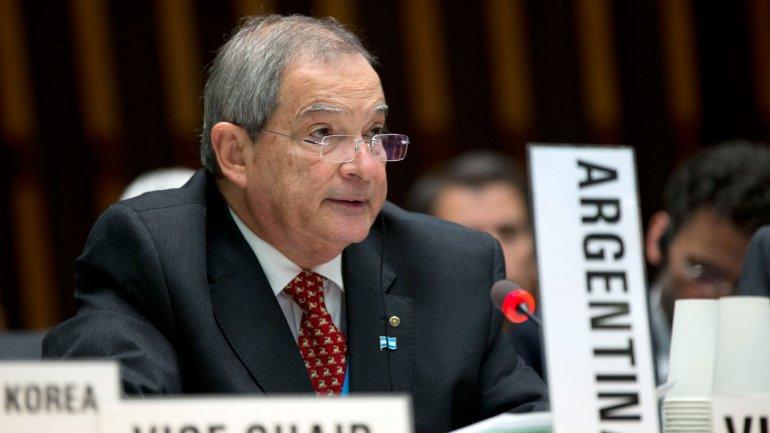 El ministro Lemus asumió la vicepresidencia del Comité Ejecutivo de la OMS