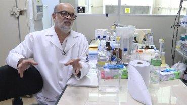 Gubio Soares, el virólogo que aisló el zika por primera vez en Brasil
