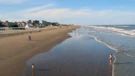 En la Costa Atlántica quieren extender la recuperación que se dio en la segunda quincena de enero