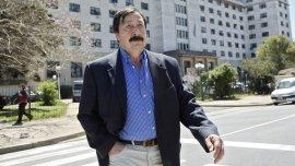 Galvarino Sergio Apablaza Guera vive en el país desde hace más de diez años