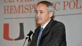 Vladimir Werning se desempaña hasta ahora como jefe para América latina del JP Morgan