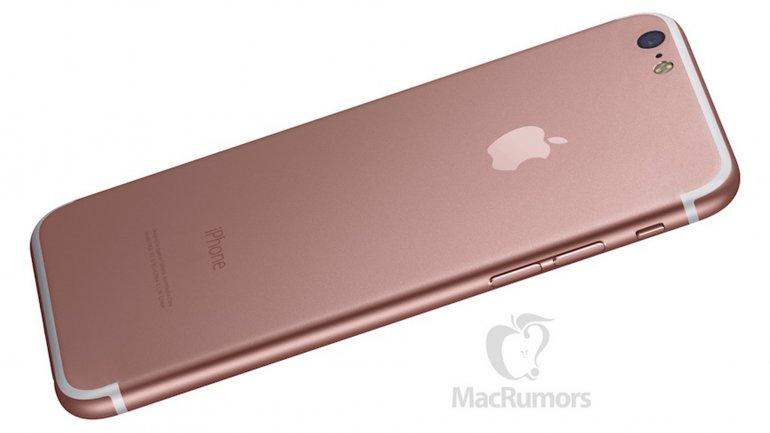 El diseño del iPhone 7 basado en los nuevos rumores