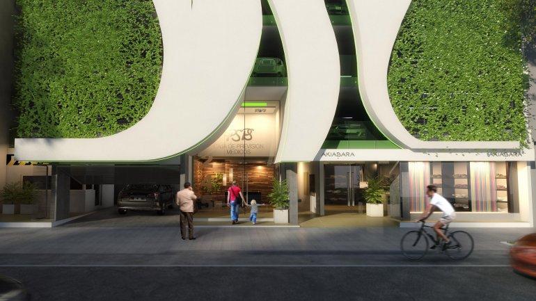 Córdoba se suma a la movida eco-friendly con una espectacular construcción.