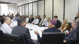 Los principales reguladores de la actividad minera retomaron un encuentro federal