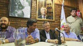 José Luis Gioja y Jorge Capitanich, dos de los nombres que suenan para la presidencia del PJ.