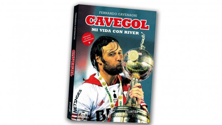 En su 184 página, el delantero cuenta su historia en el club.
