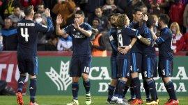 Real Madrid ganó por primera vez de visitante con Zidane como DT.