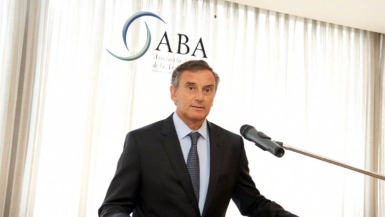Claudio Cesario, titular de la Asociación de Bancos de la Argentina