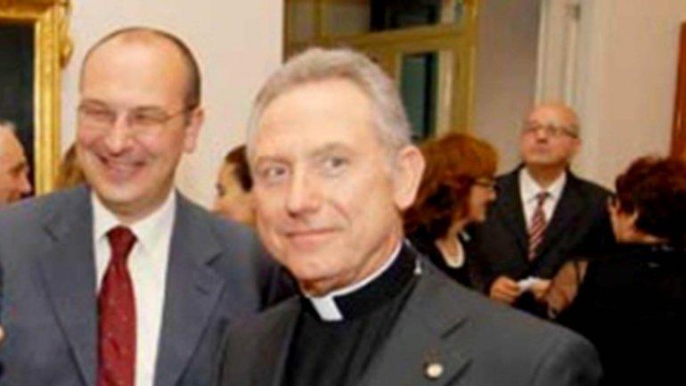 Patrizio Benvenuti, ex prelado de origen argentino