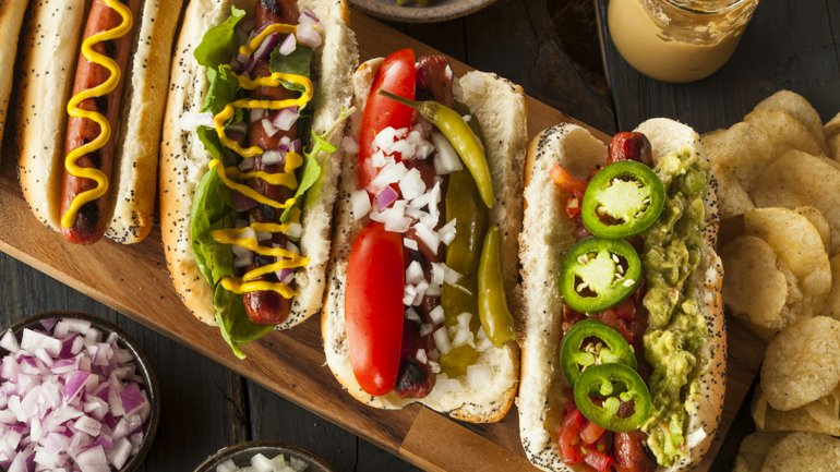 Cada ciudad tendrá su propio hot dog