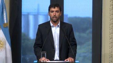 Emilio Basavilbaso destacó el paquete de medidas que pretende beneficiar a los jubilados