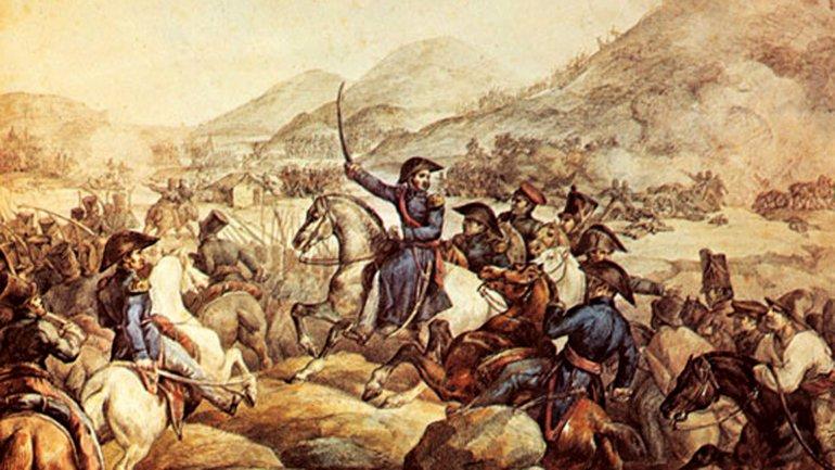 Cómo fue la batalla de Chacabuco?