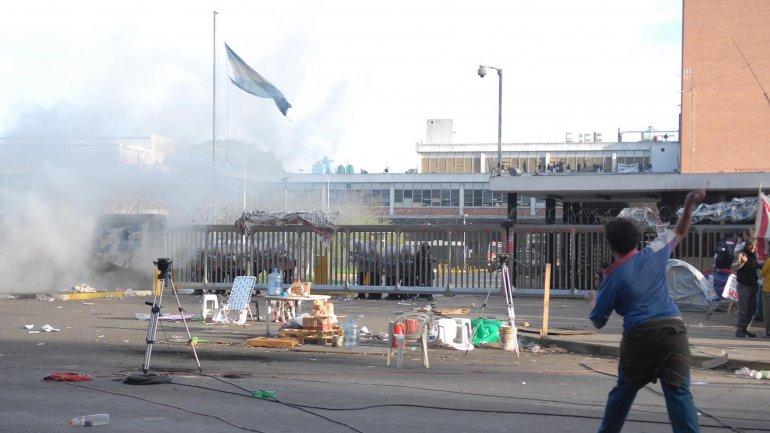 En 2009 la planta estuvo paralizada por un conflicto gremial