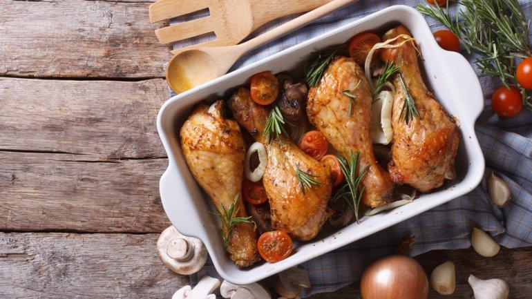El pollo ha crecido en forma exponencial en la mesa de los argentinos