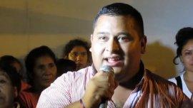El concejal Mauricio Gerónimo, acusado por narcotráfico