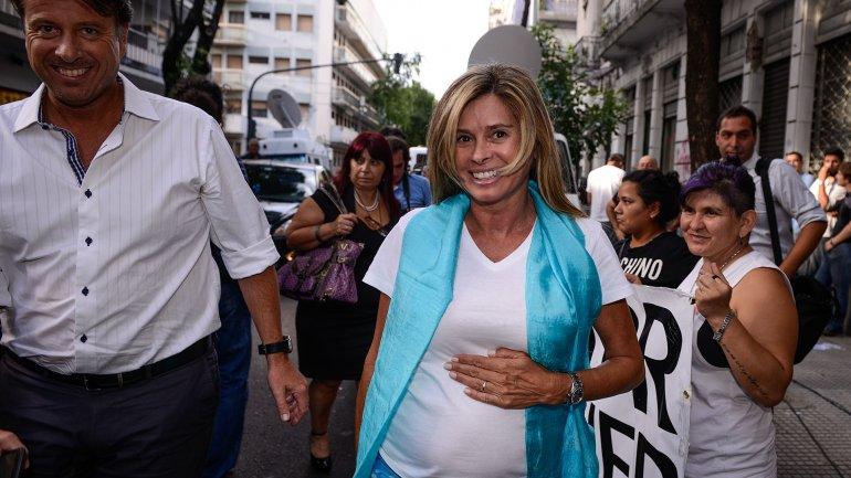 La senadora Laura Leguizamón sufrió la intrusión de un domicilio de su propiedad.