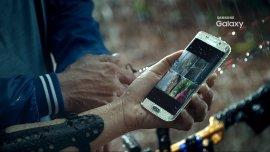 El Galaxy S7, con resistencia al agua