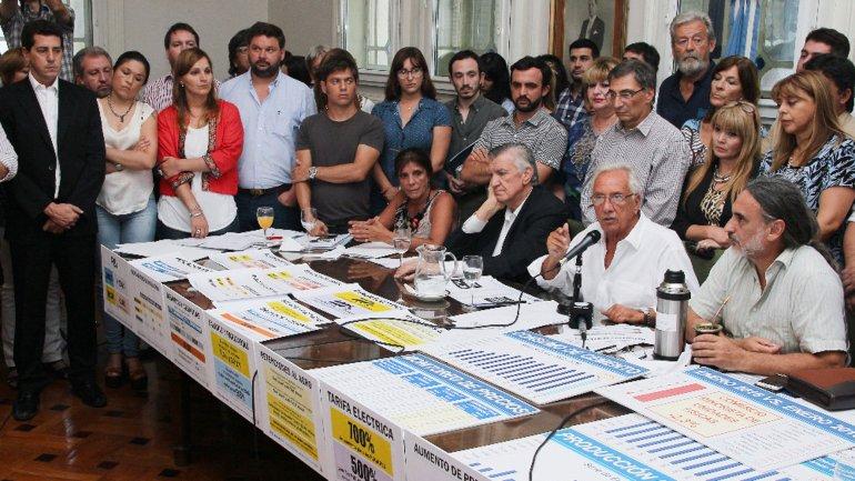 Diputados del FpV hicieron un duro diagnóstico de la gestión de Mauricio Macri