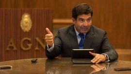 La Justicia suspendió a Ricardo Echegaray de la AGN
