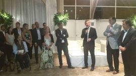 Mauricio Macri reunió al interbloque Cambiemos en Olivos