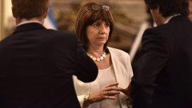 Patricia Bullrich liderará la delegación junto a la canciller Susana Malcorra
