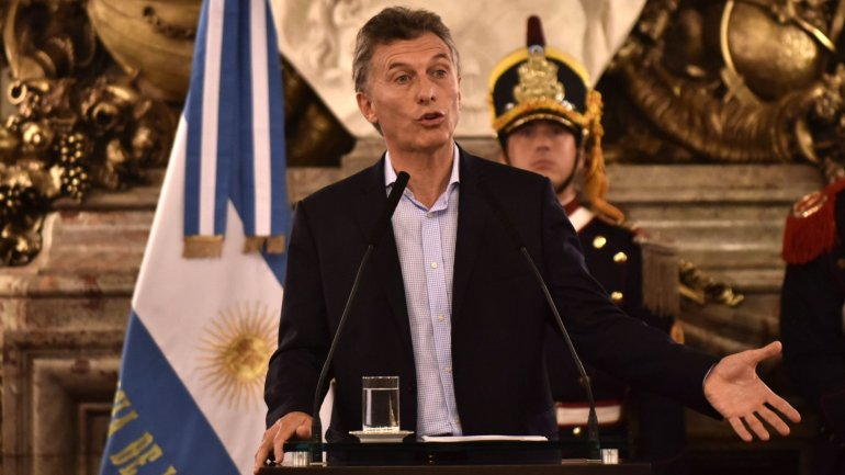 ¿Contará Mauricio Macri qué se encontró al asumir la Presidencia?