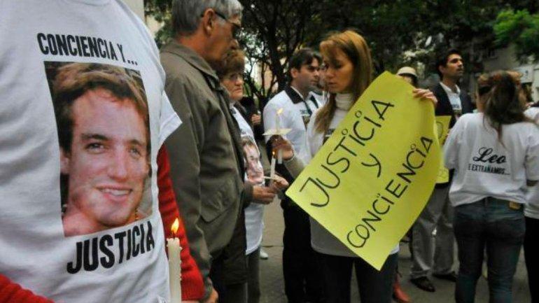 La familia del joven asesinado se mostró disconforme con la condena