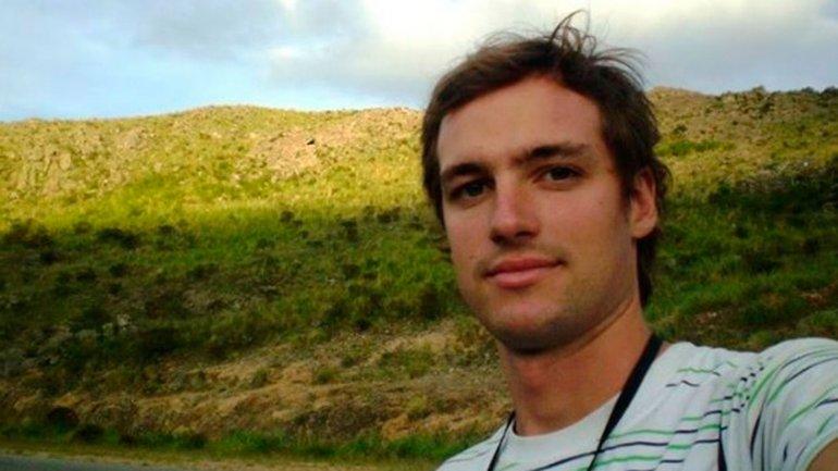 Leandro Ravasi fue atropellado y asesinado a los 26 años
