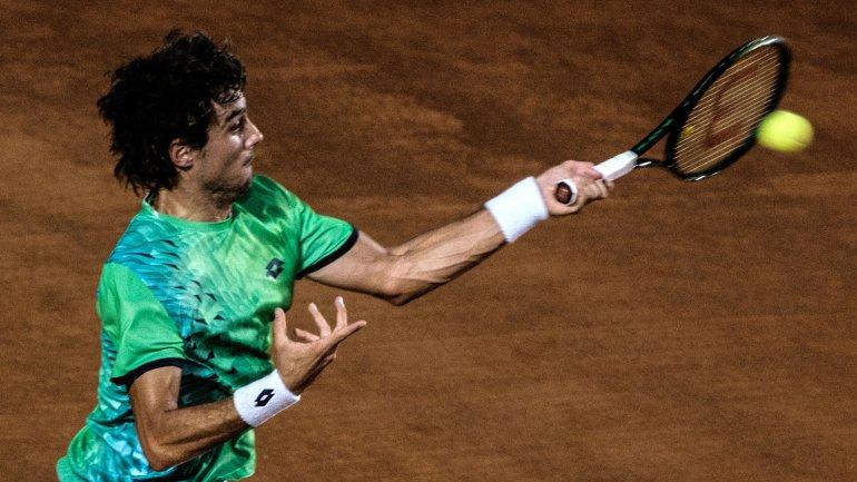 El argentino Guido Pella jugará la final del ATP 500 de Río de Janeiro