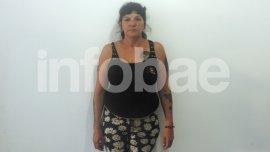 Gladis Obdulia Barrios fue detenida este viernes a la noche