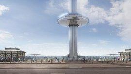 La Torre i360 de British Airways es la más delgada del mundo.