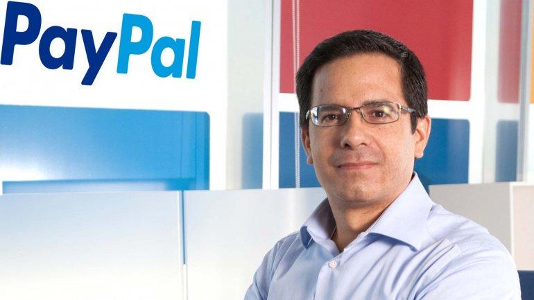Federico Gómez Schumacher, director de PayPal para Hispanoamérica