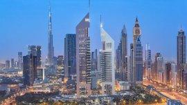 Dubái es foro de construcción y arquitectura de vanguardia en Oriente Medio.