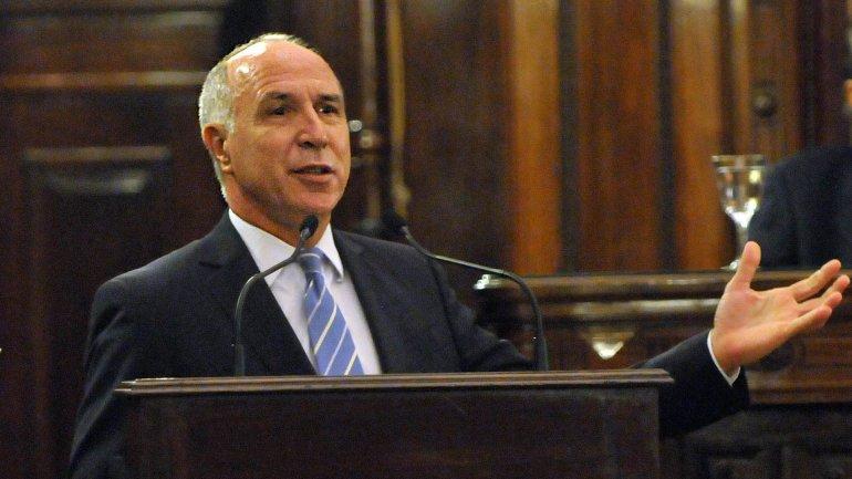 Ricardo Lorenzetti confía que la legislación de la figura del arrepentido será positiva