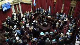 El Senado, arena de debate del pago a los holdouts