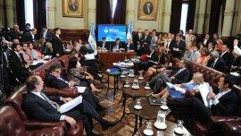 La Comisión Bicameral donde se trataron los DNU