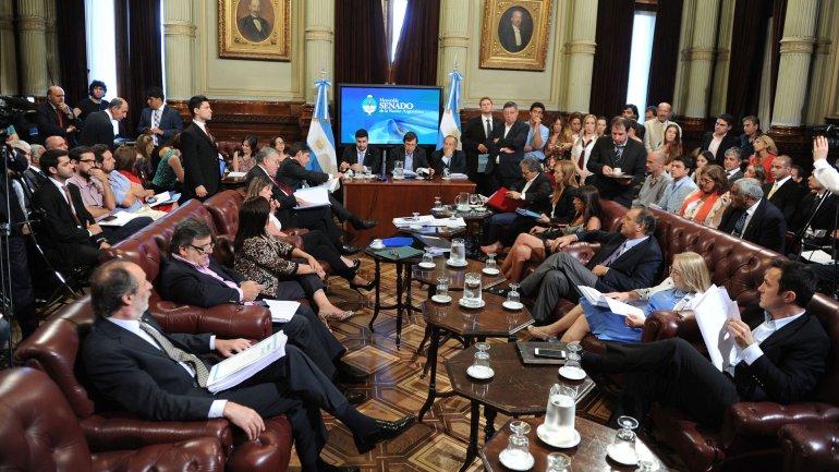 La Comisión Bicameral de Tratamiento Legislativo expuso las diferencias del kirchnerismo