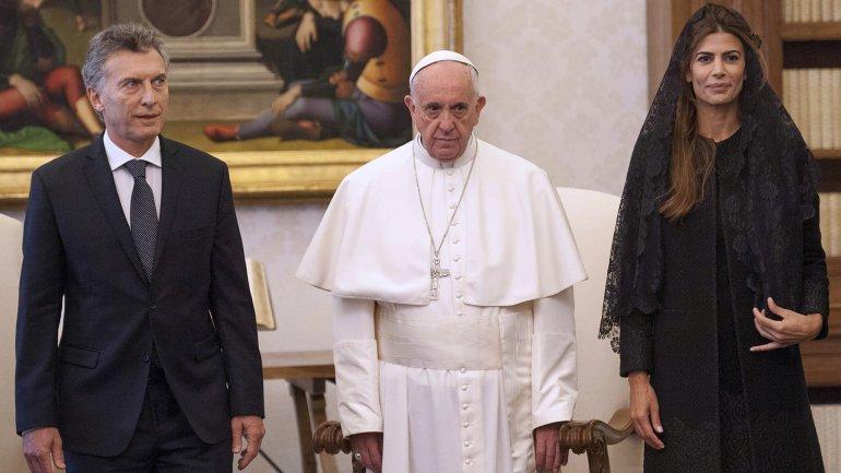 La reunión fue muy buena, señaló el presidente Macri.