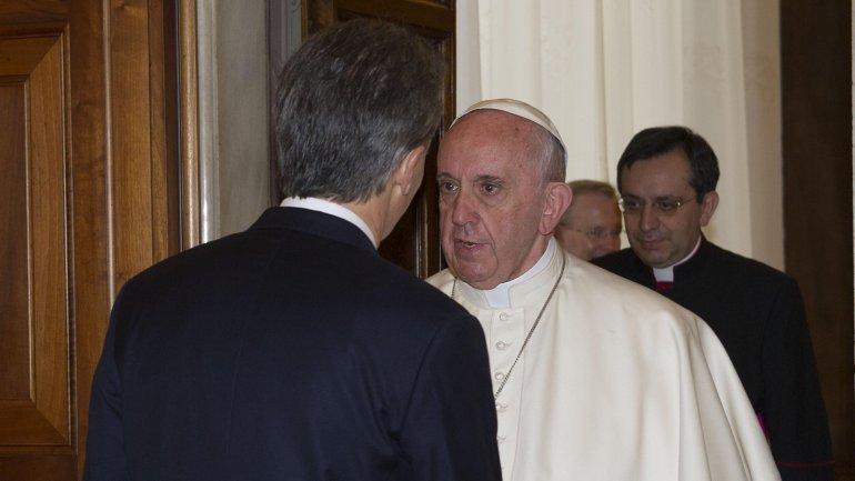 El papa Francisco envió el mensaje con motivo del aniversario de la Revolución de Mayo
